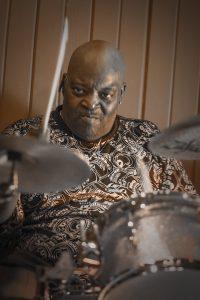 Jeffrey Ruffin Chicago Blues Drummer